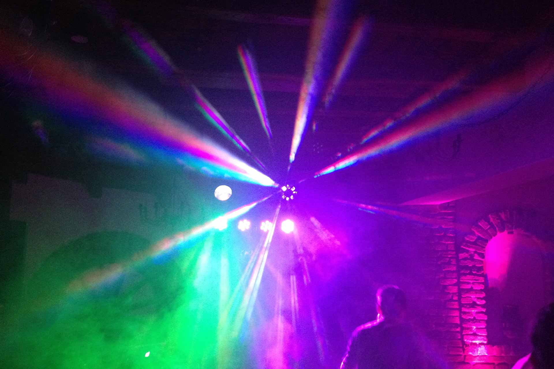 LED-Lichteffekt 1