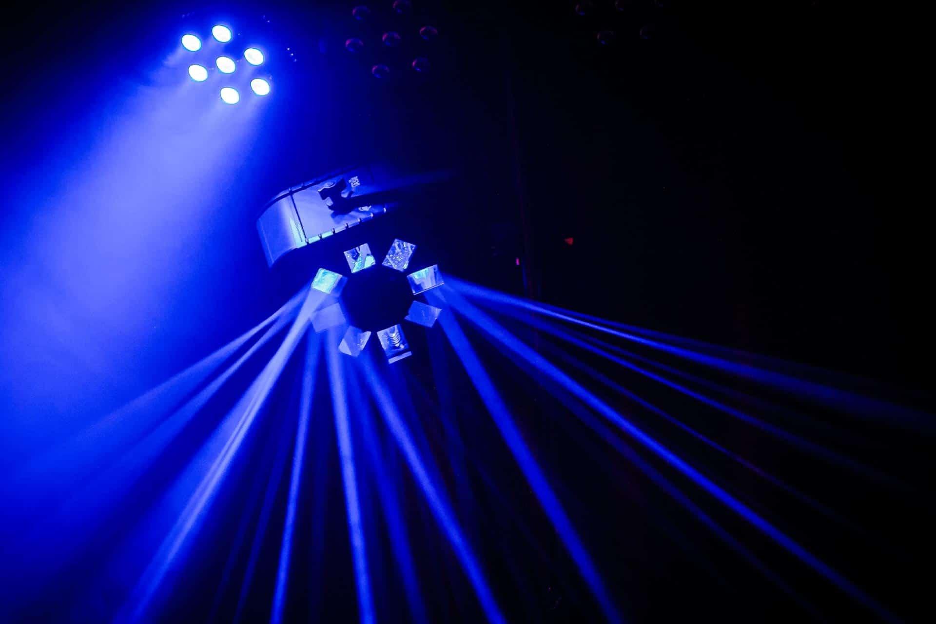 LED-Lichteffekt 2