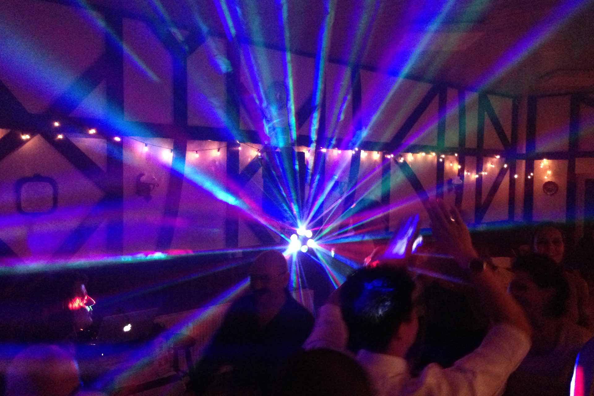 LED-Lichteffekt 3