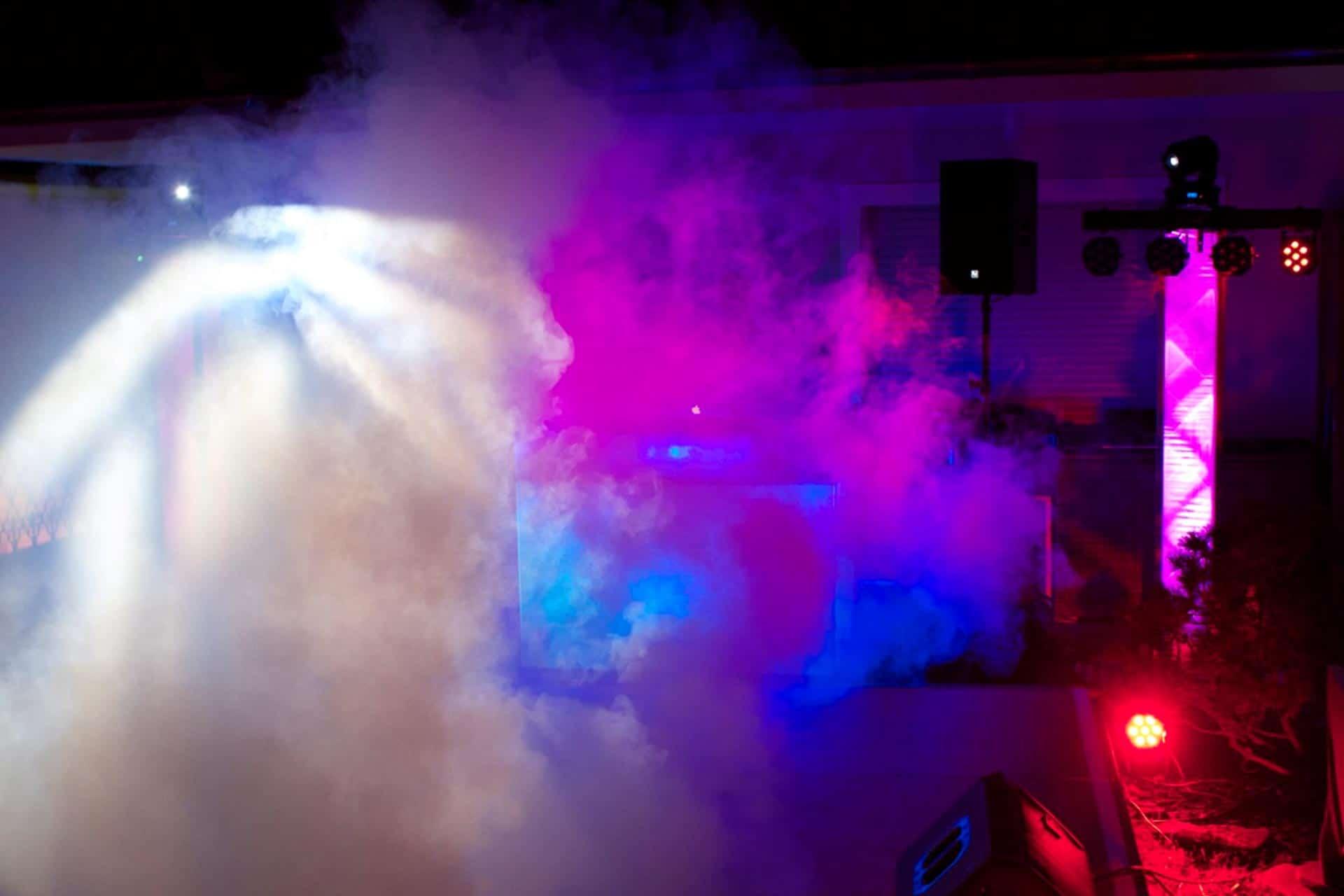 Nebelmaschine 1