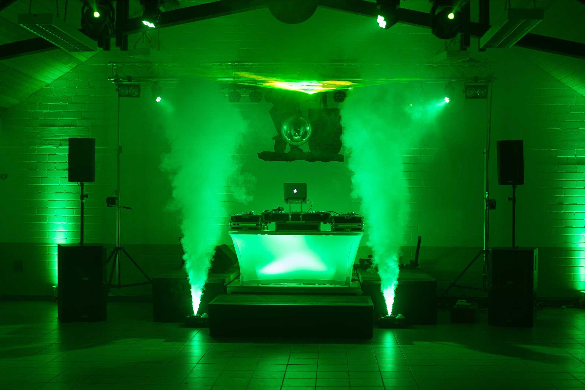 Nebelmaschine 2