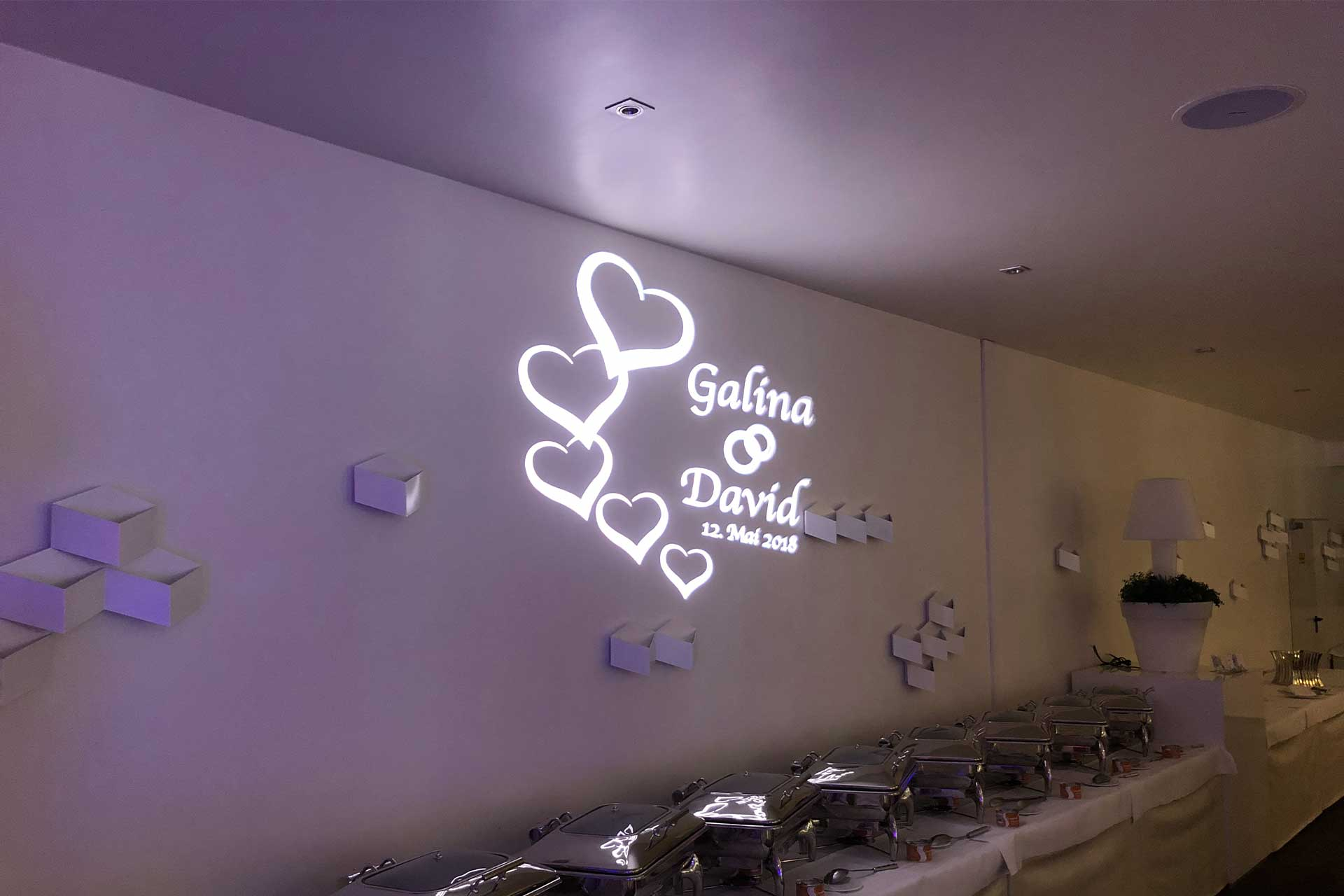 individuelles Gobo 4
